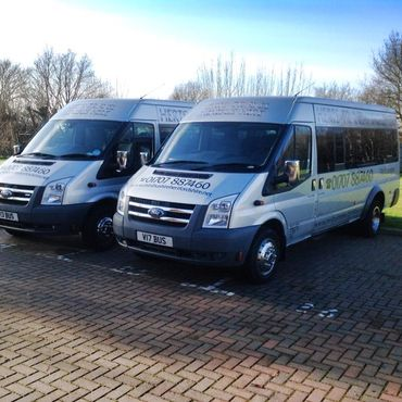 Minibuses for Hire Hertfordshire